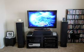 Blu Ray Shelves by Djkest U0027s Home Theater Gallery Upstairs Living Room Setup 57 Photos