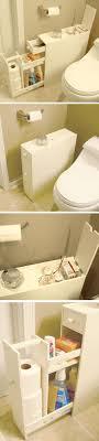 Pinterest Bathroom Storage Ideas 83 Best Pedestal Sink Storage Solutions Images On Pinterest