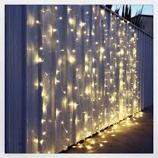 Led Light Curtain Warm White Led Light Curtain 6m X 3m My Wedding Store