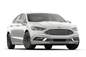 2018 ford fusion titanium sedan model highlights ford com