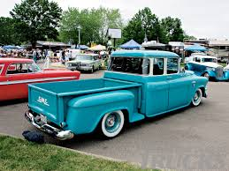 Classic Chevrolet Trucks By Year - msra back to the 50 u0027s show rod network