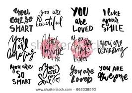 You Are My Designs You Amazing You Beautiful You My Stock Vector 662338993