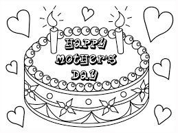 cake printable coloring pages u2014 fitfru style cake coloring pages