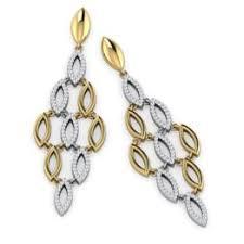 6 Beautiful Chandelier Earrings You Buy Chandeliers Earrings Design Online Price Starting Rs 82 901