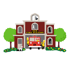 fire station on fire clipart our fire station wall fire fire station on fire clipart our fire station wall