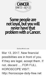 Cancer Horoscope Memes - 25 best memes about cancer zodiac cancer zodiac memes