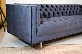 sofa design ideas contemporary tufted modern sofa nailhead ashley