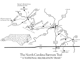 trail overview ncbartramtrail org official website of the