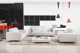 how to harmonize colors and modern furniture in your home design