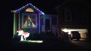 the grinch christmas lights the grinch stole my lights christmas decoration