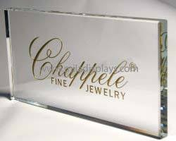 etched glass desk name plates etched glass nameplates etched glass signs blocks plaques