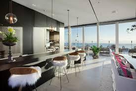 la cuisine de la mer villa de rêve avec magnifique vue sur la mer en floride villas