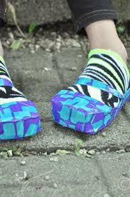 14 best duct tape shoes images on pinterest duct tape shoes
