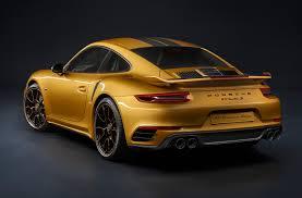 Porsche 911 Black - 2018 porsche 911 turbo s exclusive series is one upmanship