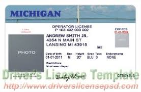 michigan drivers license psd mi drivers license psd drivers