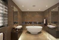 bathroom brown ideas blue pinkrating grey and designs light