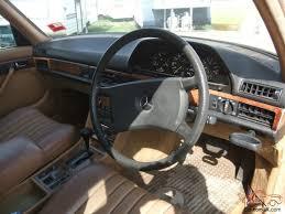 benz 280 se 1984 4d sedan 4 sp automatic 2 7l electronic f inj