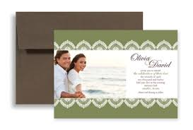 personalized wedding invitations personalized photo microsoft word wedding invitation 7x5 in