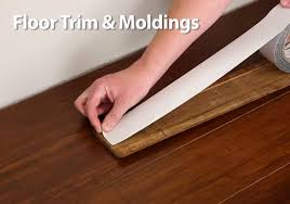 Laminate Floor Trim How To Install Baseboards Cali Bamboo Greenshoots