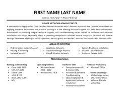System Engineer Resume Sample by Download Junior Network Engineer Sample Resume