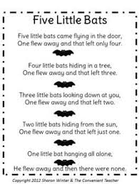 free printable halloween poem great for fluency practice and