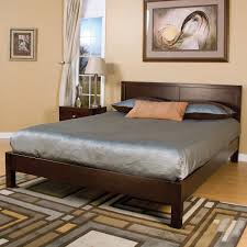 Queen Bed Pacifica Platform Queen Bed
