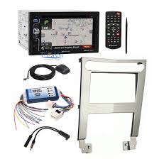 nissan maxima bose speakers planet audio car radio stereo dash kit bose interface for 2004 06
