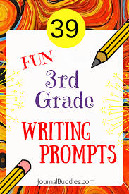 3rd grade writing paper fun 3rd grade writing prompts in these new 3rd grade writing prompts your students will get the chance to write