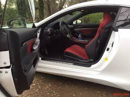new lexus rcf interior 2016 lexus rc f