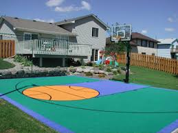 Basketball Court In The Backyard Athletic Flooring Basketball Courts Allsport America Inc