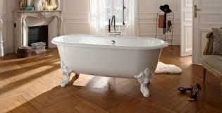 Bathtub Cast Iron Kohler Africa Cleo Freestanding Enameled Cast Iron Bath