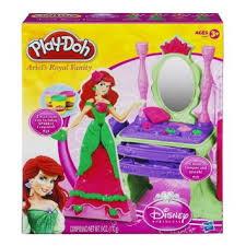 Disney Princess Keyboard Vanity Buy Hasbro 85059 Play Doh Disney Princess Sparkle Compound Kit