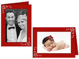corners photo insert greeting cards for 4x6 10 pack