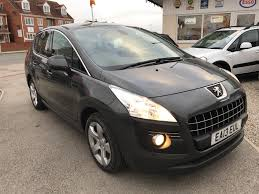 used peugeot suv used peugeot 3008 suv 1 6 hdi fap active 5dr in eggborough north