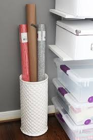 wrapping paper holder domestic bliss tis the season to start wrapping kids chores