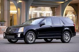 2007 cadillac srx overview cars com