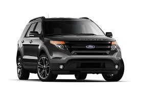 Ford Explorer Pickup - 2015 ford explorer reviews and rating motor trend