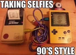 90s Meme - gamer meme 001 selfies 90s style comics and memes