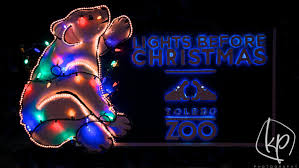 when does the lights at the toledo zoo start lights before christmas at the toledo zoo photography of christmas