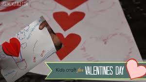 everymom u0027spage kid u0027s craft valentines day cards