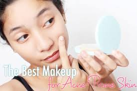 the best makeup for acne prone skin college fashion
