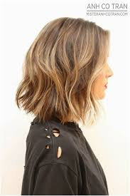 vies of side and back of wavy bob hairstyles layer view back medium length bob wavy bob haircuts side view