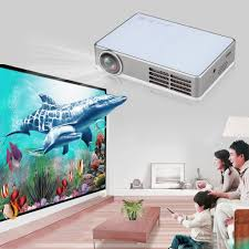 3d hd projectors for home theater wifi android 4 4 1080p hd projector mini 3d dlp home theater