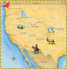 Map Of Sinaloa Mexico by Tracing America U0027s Borderlands History Along The Anza Trail