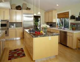 kitchen layout ideas with island recent kitchen island designs with seating natural kitchen island