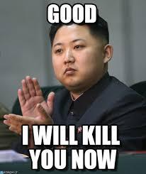 Kim Jong Un Memes - good kim jong un meme on memegen
