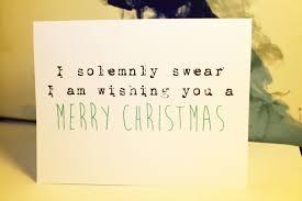 Harry Potter Congratulations Card Harry Potter Christmas Card Christmas Lights Decoration