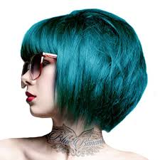 crazy color peacock blue 100ml hair and beauty online