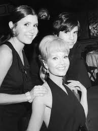carrie fisher and debbie reynolds inside their complicated