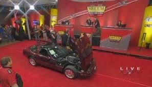 1993 corvette 40th anniversary auction results 1993 corvette 40th anniversary coupe